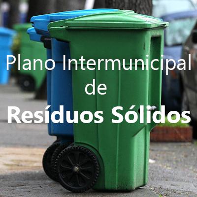 Plano Intermunicipal de Resíduos Sólidos