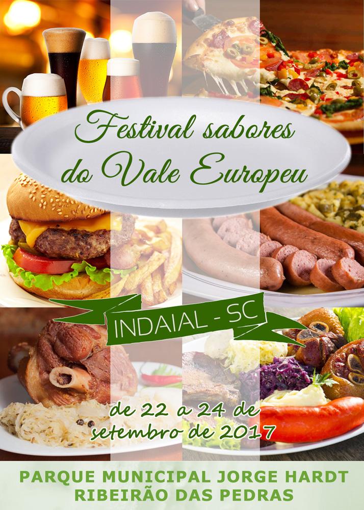 Festival sabores do Vale Europeu