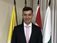 prefeito de gaspar kleber edson wan-dall